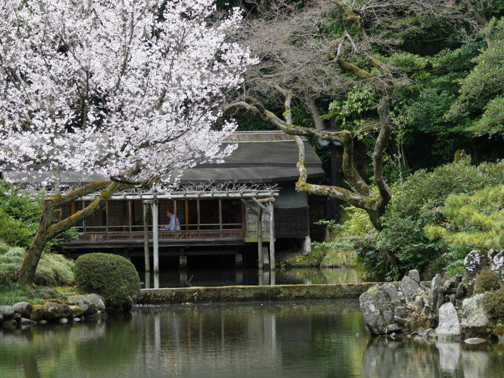 Teehaus in Kanazawa
