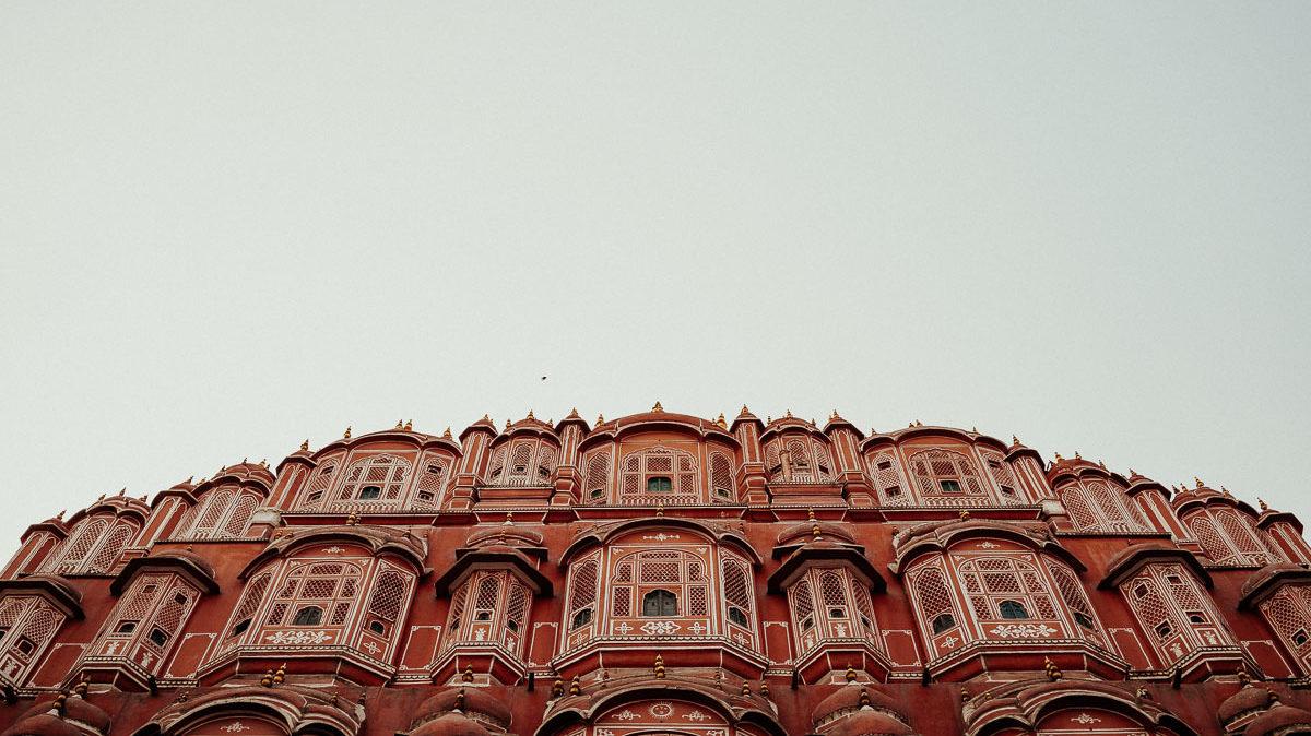 Windpalast in Jaipur, Hawa Mahal