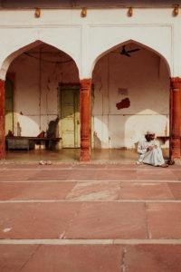 Fathepuri Masjid in Old Delhi