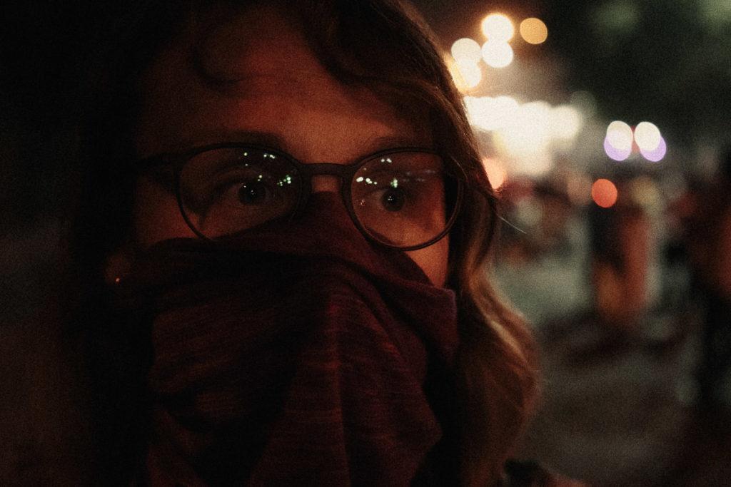 Schlechte Luft in Delhi