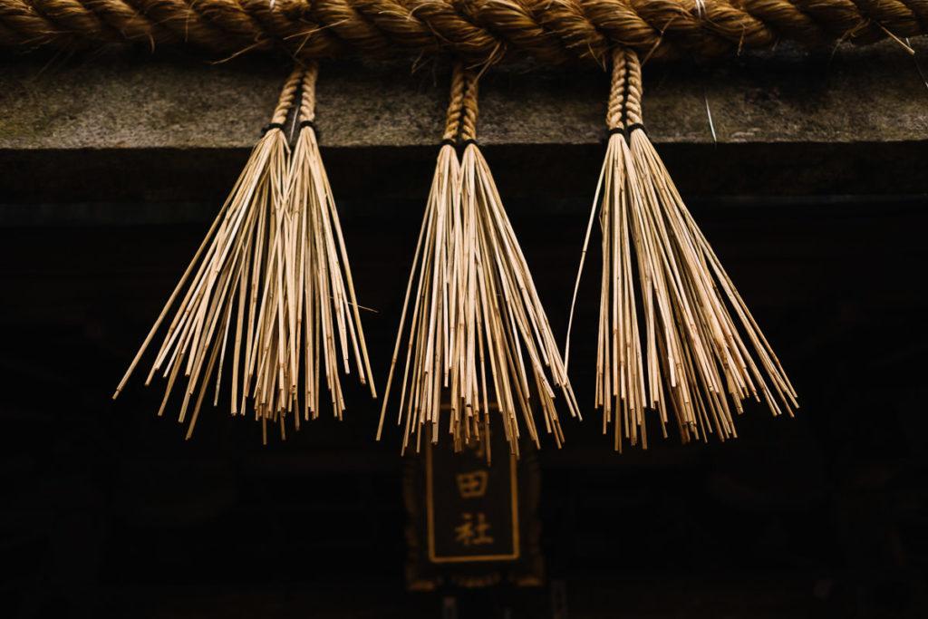 Fushimi-Inari Schrein in Kyoto