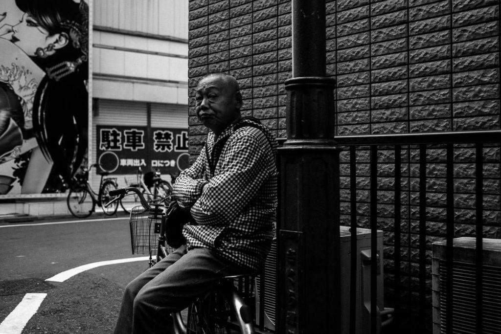 Tokio, Japan. Eindrücke des Stadtlebens.