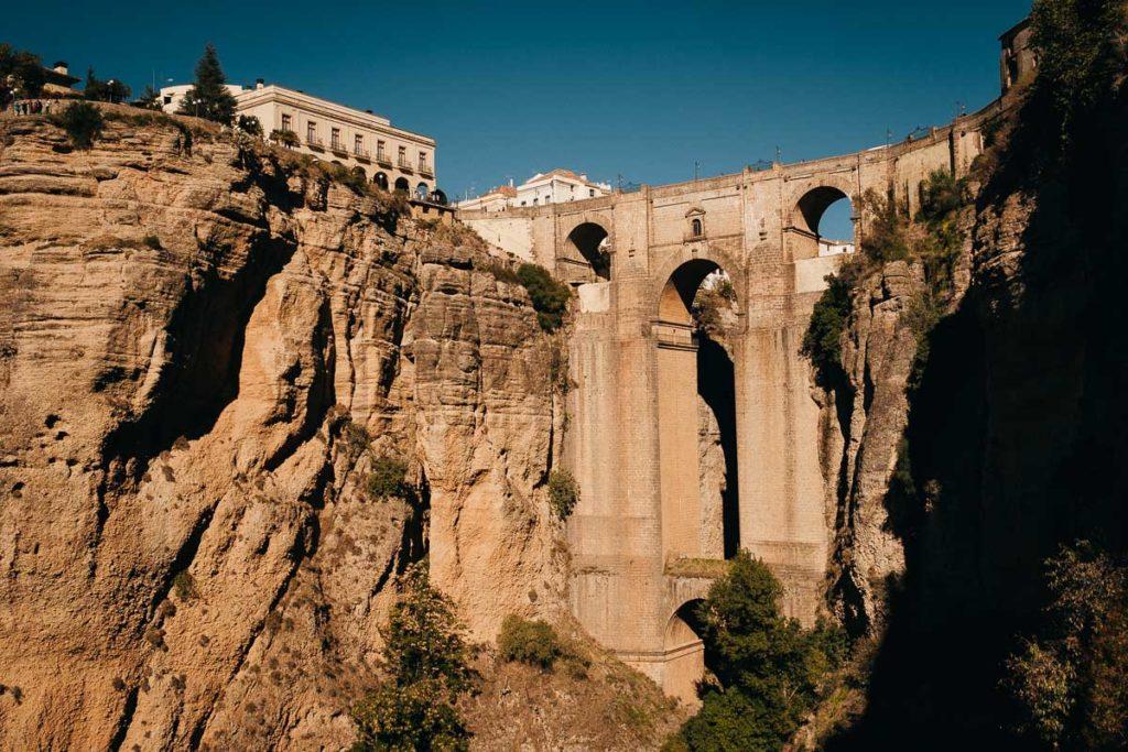 Ronda und die Puente Nueve.