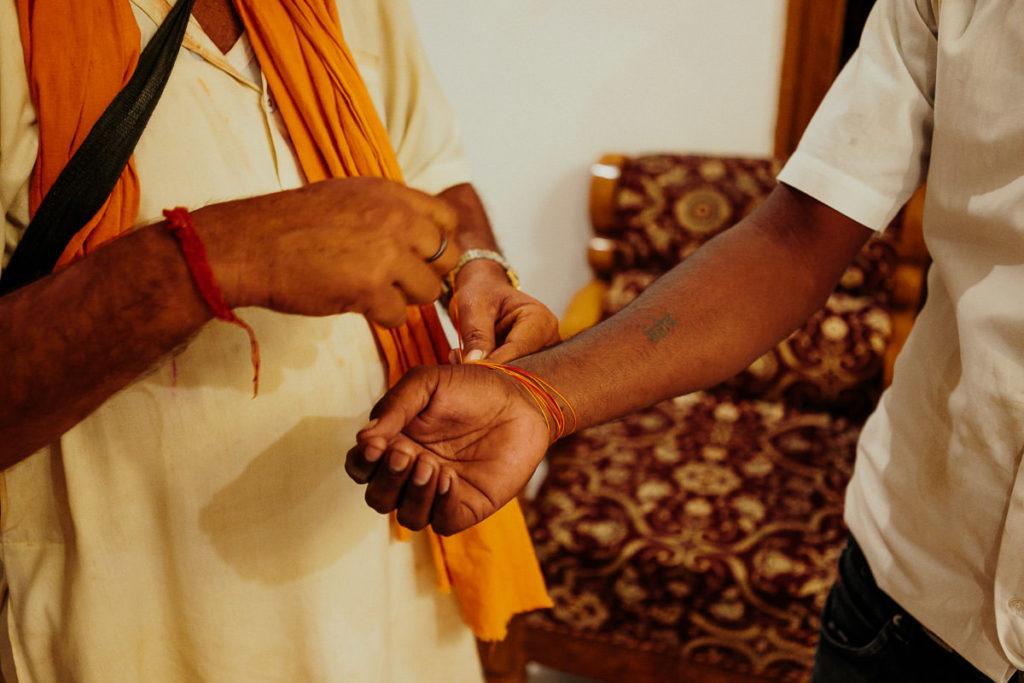 Schutzmantra zu Diwali