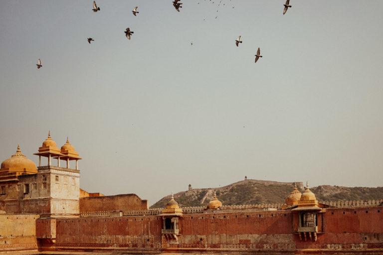 Amer Fort in Jaipur, Rajasthan