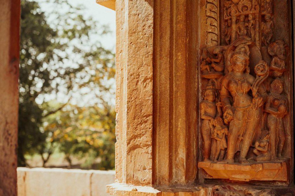 Tempel in Khajuraho